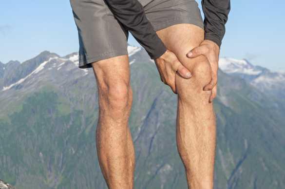 Que faire pour soulager la douleur d'un syndrome rotulien avec quel type d'orthèse ?